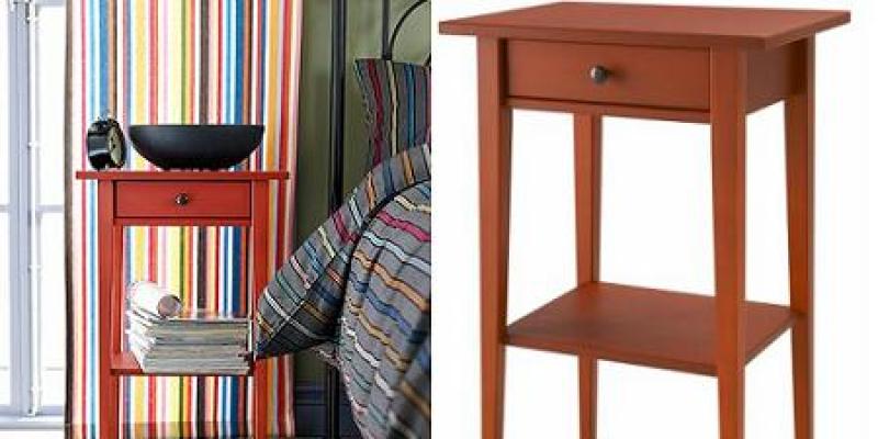 Ikea hemnes para dormitorio - Mesilla hemnes ikea ...