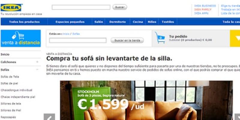 Se pueden comprar art culos de ikea por internet for Ikea compra online