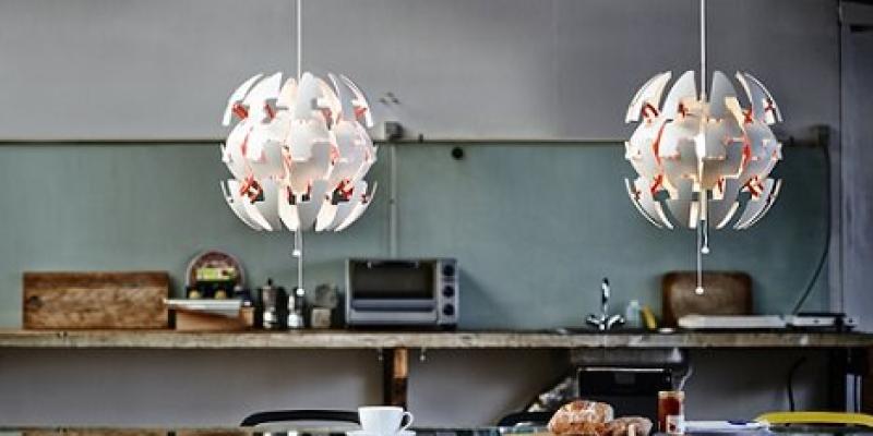 Las 10 l mparas de techo m s baratas de ikea - Ikea iluminacion ninos ...