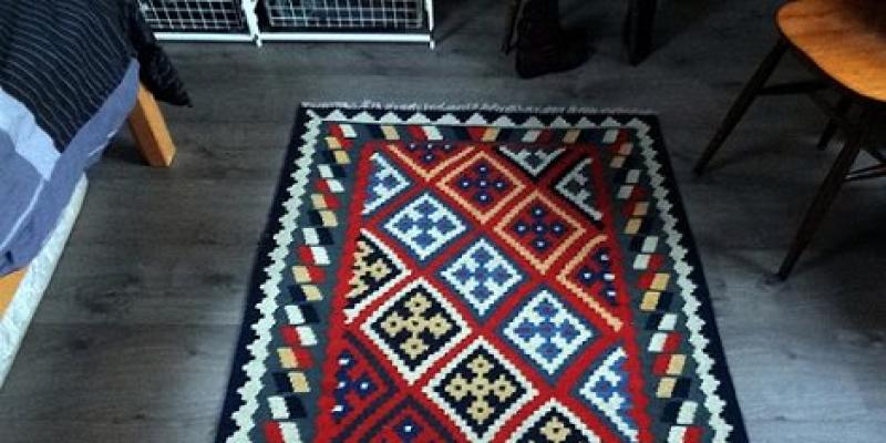 10 alfombras de pasillo de ikea - Alfombras grandes baratas ...