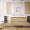 Espejo Baño Ikea | Oferta En Ikea Armario De Bano Con Espejo Por 119 Euros