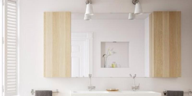 Los nuevos recibidores de ikea 2015 ideas para decorar for Espejos economicos