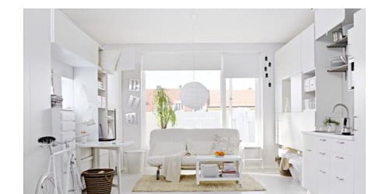 5 modelos de mesa plegable ikea para tu cocina o comedor - Mesa plegable ikea pared ...