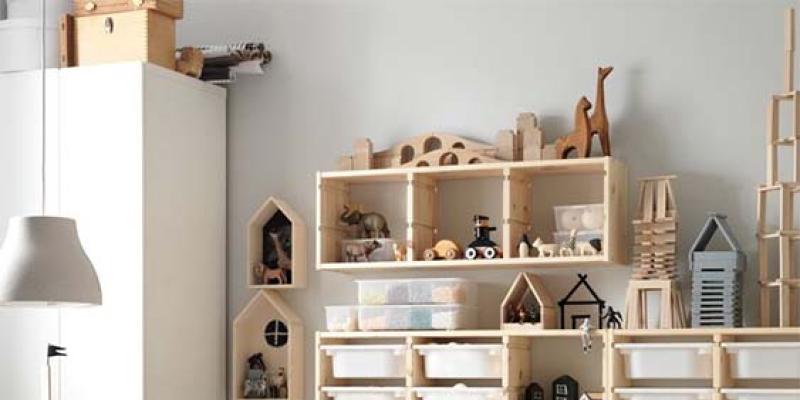 Armarios de ikea dormitorios con personalidad - Armario escritorio ikea ...