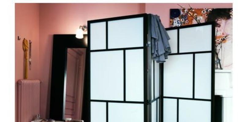 Muebles y accesorios pr cticos de ikea para aprovechar el - Biombos de ikea ...