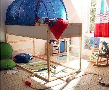 Camas altas - Ikea cama alta ...