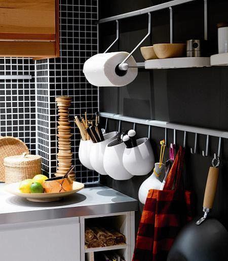 Organizadores la tienda sueca - Ikea mesas cocina pequenas ...