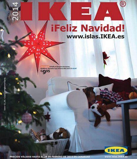 Cat logo y fotos navidad ikea 2014 2015 3 ikeando - Cosas de ikea ...