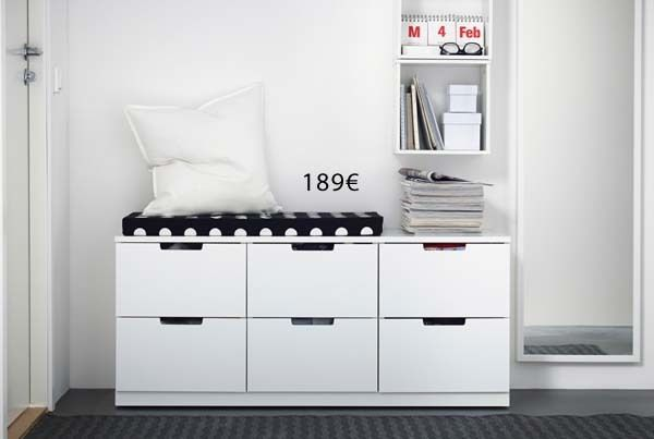 zapateros ikea armarios colecci n 2015 2016. Black Bedroom Furniture Sets. Home Design Ideas