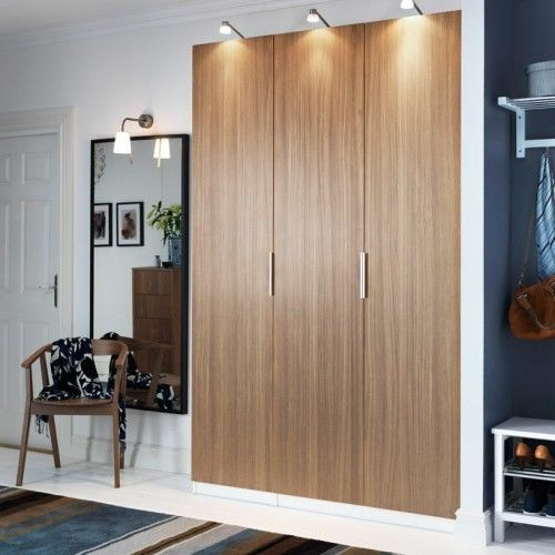 Recibidores ikea las mejores ideas para entradas modernas - Decorar armarios empotrados ...