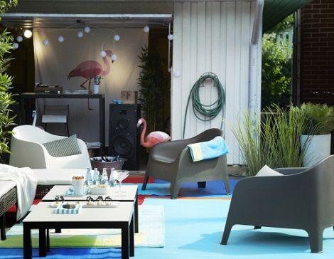 Muebles de exterior for Ikea muebles de exterior