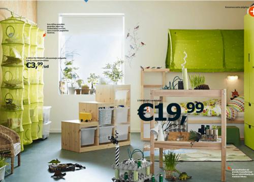 Ikea ni os novedades del cat logo 2015 en dormitorios for Ikea dormitorios ninos