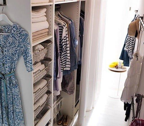 Vestidores peque os de ikea 2015 ideas para espacios peque os - Armarios para espacios pequenos ...