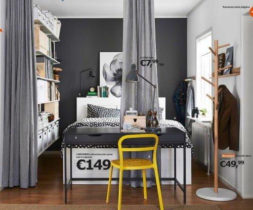 Dormitorios juveniles de ikea cat logo 2015 for Dormitorios juveniles chico ikea