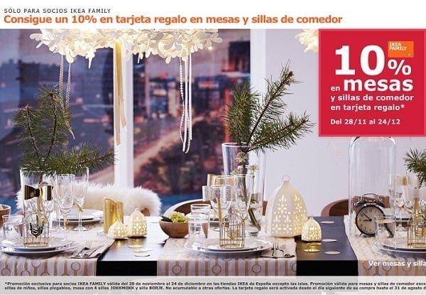 Ofertas y rebajas de IKEA diciembre 2014
