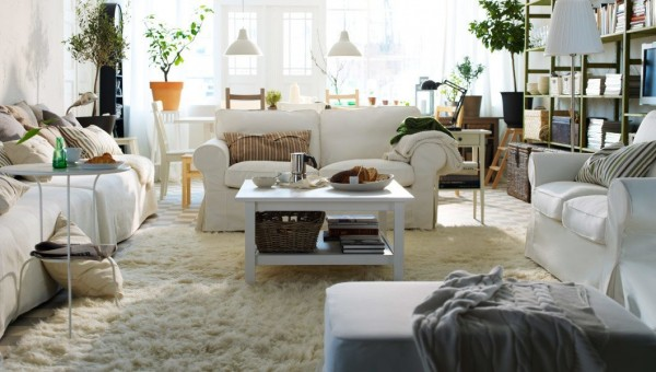 Salones ikea 2015 ideas para decorar el sal n for Decoracion jardin ikea