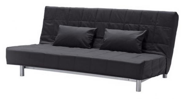Ikea los sof s cama m s baratos del 2015 for Futon cama precio