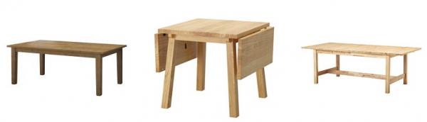 10 mesas de cocina Ikea baratas: extensibles, redondas… – la tienda ...