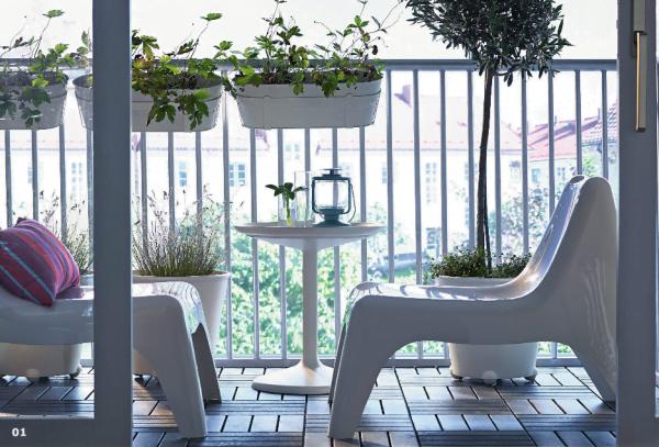 Cat logo de muebles de jard n ikea verano 2015 - Ikea muebles jardin exteriores lyon ...