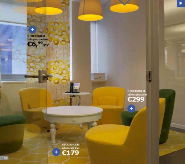 Ikea muebles de oficina simple ikea oficinas catalogo for Muebles de oficina ocasion