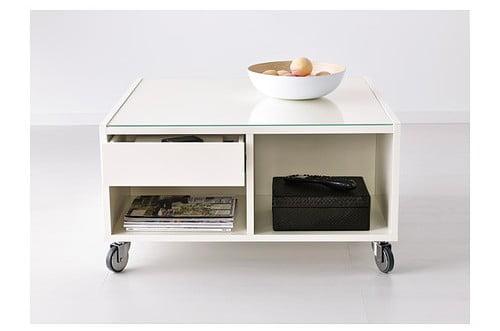 Mesa elevable ikea barata y extensible la tienda sueca - Ikea mesa lack blanca ...