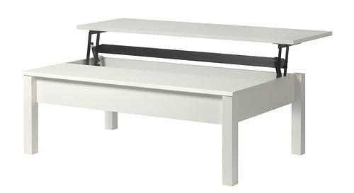 Mesa elevable ikea barata y extensible - Mesa auxiliar extensible ...
