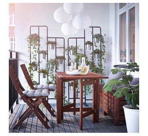 Ofertas ikea mayo 2015 descuentos la tienda sueca - Mesas exterior ikea ...