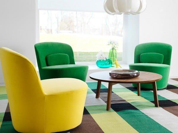 salones-ikea-verde-amarillo