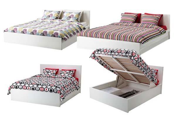 Canap s ikea abatibles para tu dormitorio - Ikea mantas para camas ...