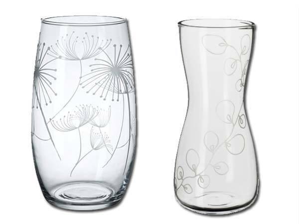 floreros de cristal catalogo ikea - Jarrones De Cristal
