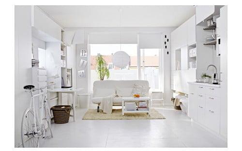 5 modelos de mesa plegable ikea para tu cocina o comedor for Ikea decoracion paredes