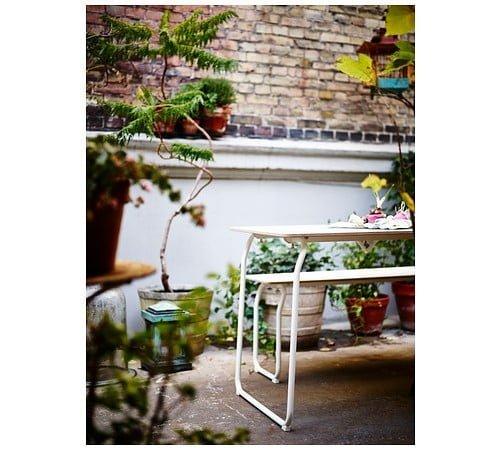5 modelos de mesa plegable ikea para tu cocina o comedor - Mesas exterior ikea ...
