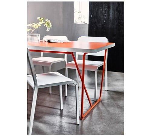 5 modelos de mesa plegable ikea para tu cocina o comedor - Mesa plegable salon ...