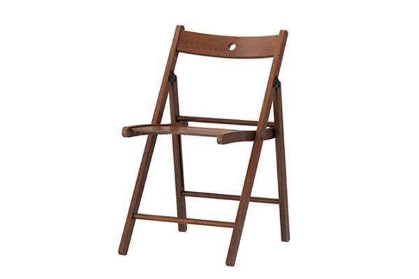 Las sillas plegables ikea m s baratas de 2015 for Sillas plegables baratas