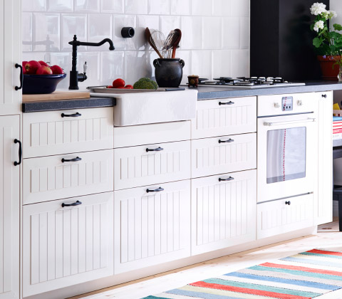 Pomos y tiradores ikea para armarios y puertas 2015 for Puertas cocina ikea