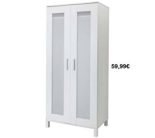 Armarios Ikea: 5 roperos por menos de 100 euros - photo#3