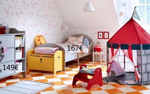Habitaciones infantiles ikea cat logo 2015 - Catalogo ikea habitaciones ...