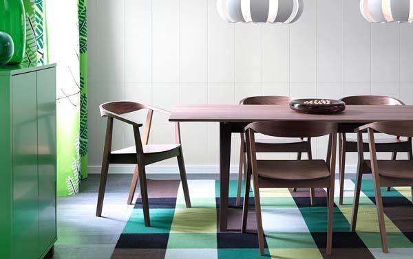 Ikea comedores novedades cat logo 2015 for Catalogo comedores