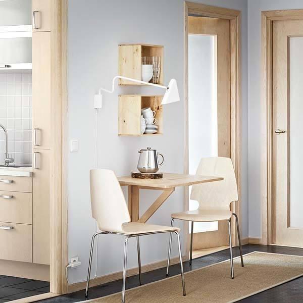 Ikea comedores novedades cat logo 2015 - Comedores pequenos ikea ...