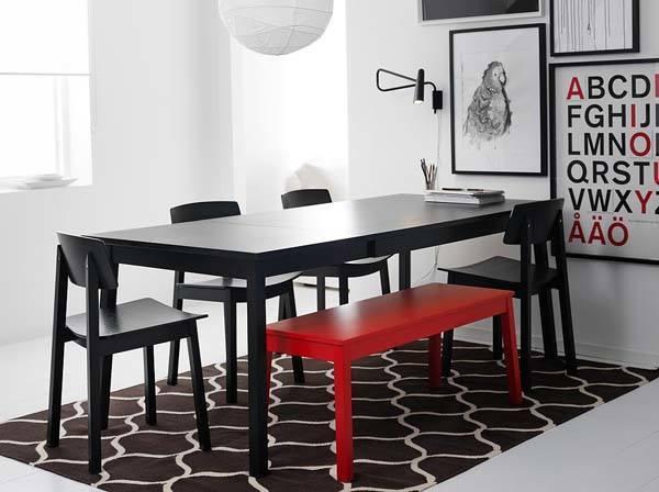 Ikea comedores: novedades catálogo 2015