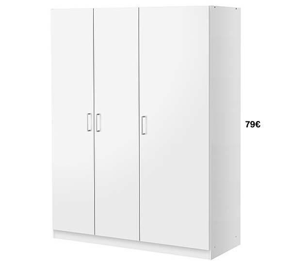 Armarios ikea 5 roperos por menos de 100 euros - Ikea asturias armarios ...