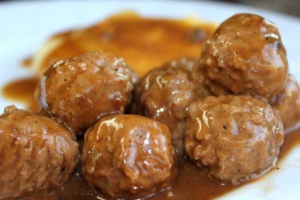 Receta de las alb ndigas en salsa ikea - Albondigas tradicionales ...