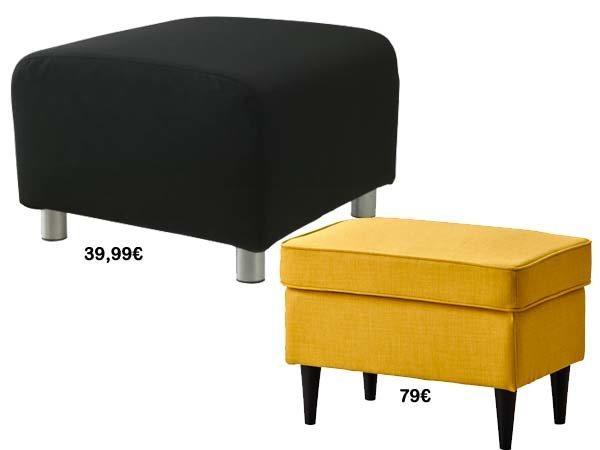 Increíble Puff Sillas Muebles Ikea Friso - Muebles Para Ideas de ...