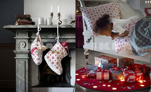Nuevo cat logo ikea navidad 2015 2016 avance la tienda sueca - Decoracion de navidad 2015 ...