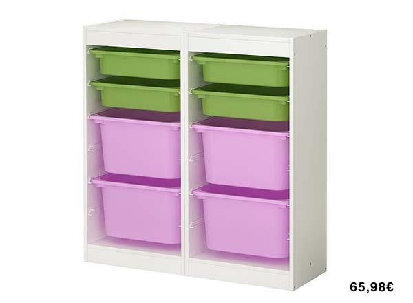 Ideas para guardar los juguetes de los ni os - Muebles para juguetes ninos ...