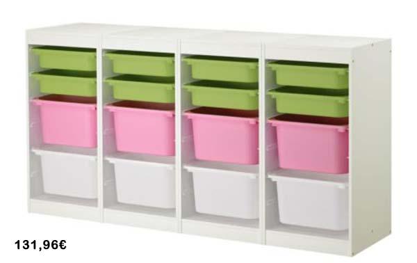 Ideas para guardar los juguetes de los ni os for Muebles para almacenar