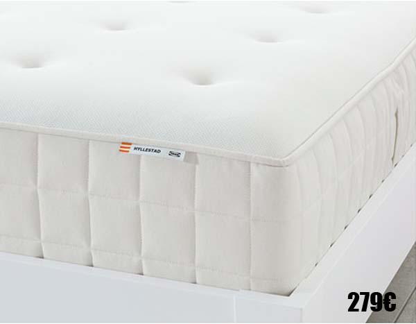 colchon matrand great cama y colchn with colchon matrand. Black Bedroom Furniture Sets. Home Design Ideas