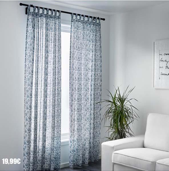 viste tu hogar con los textiles de ikea
