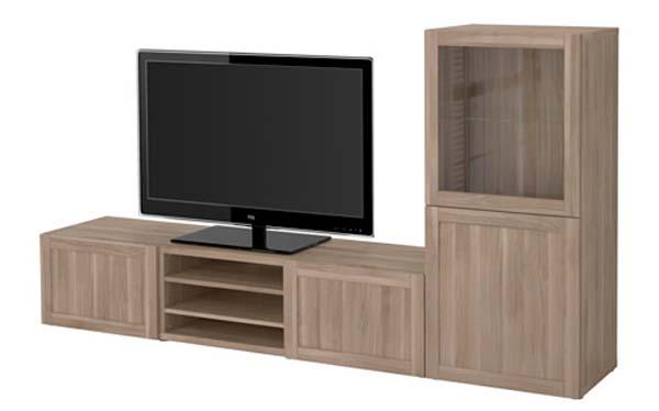 Soluciones de almacenamiento en ikea - Mueble television ikea ...