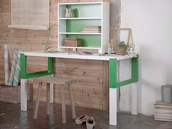 Nuevos escritorios infantiles de ikea for Escritorio infantil ikea